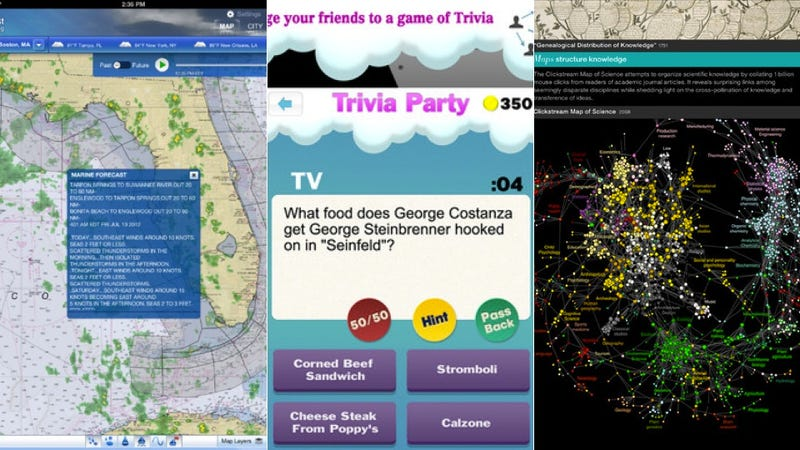 IBM Think, Trivia Party, and More