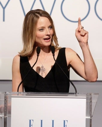 "Jodie Foster Defends Mel Gibson, The ""Most Loved"" Man In Hollywood"