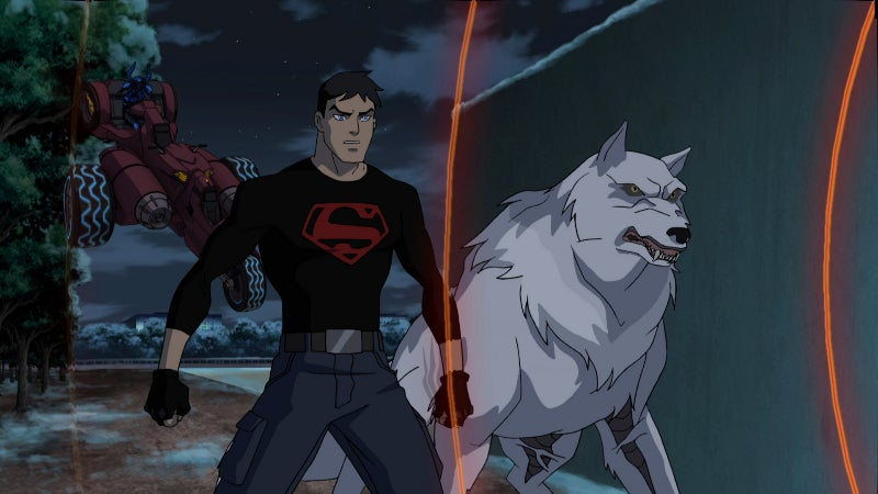 Young Justice 'Alienated' Images