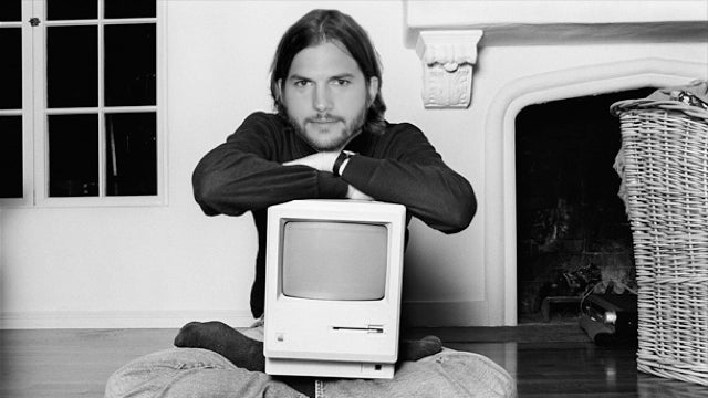 Anyone Can Play Steve Jobs—Even Ashton Kutcher