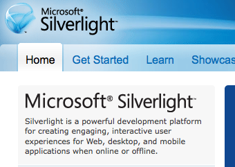 Have You Installed Silverlight?