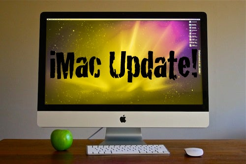 The Faulty iMac Saga, Chapter 1: The Beginning