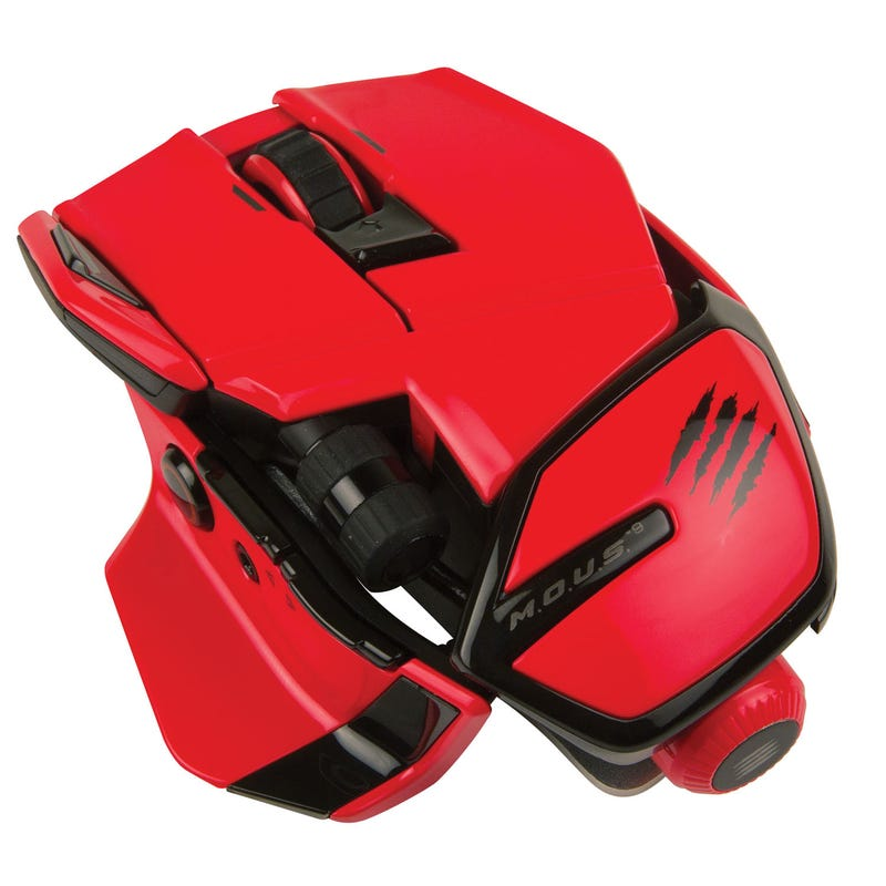 Mad Catz's Mobile Hardware is Just as Pretty as Its PC Peripherals