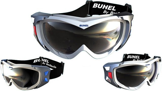 Bone Conducting Ski Goggles: Say It With Your Skull