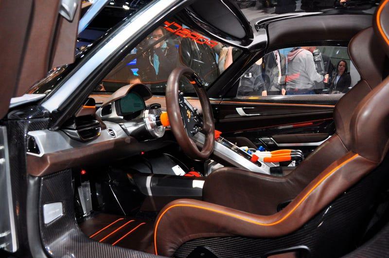 Porsche 918 RSR Live Gallery