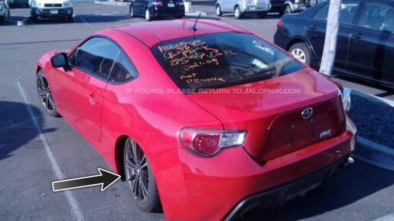 Dealership Reveals Another Scion FR-S Wrecked Within First Month Of Ownership