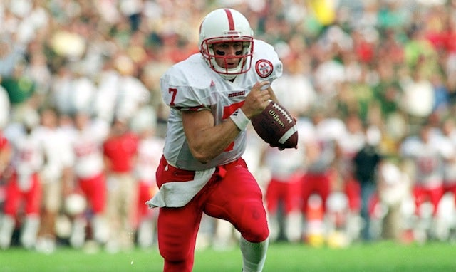 The Time Eric Crouch Asked His Lineman To Spit In His Mouth