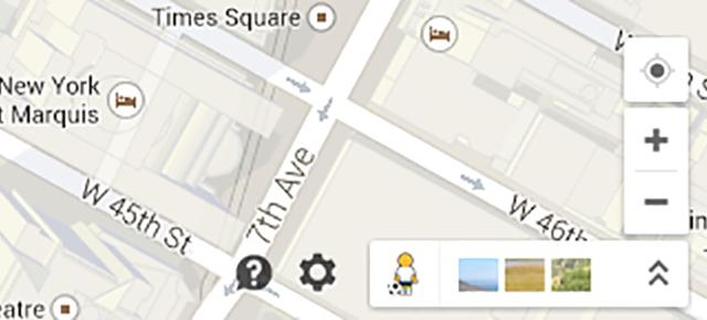 Awww, the Little Google Maps Guy Is Wearing His Soccer Gear