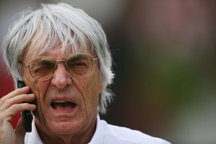 "F1 Boss Ecclestone: Hitler ""Got Things Done"""