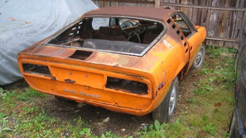 Holy Crap There's A Free Alfa Romeo Montreal On The Internet