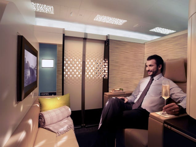 One Man's Quest to Crowdfund a Trip in a $20,000 Flying Apartment