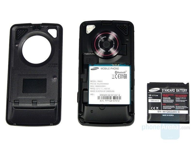 Samsung Pixon 8MP Camera Phone Gets Groped