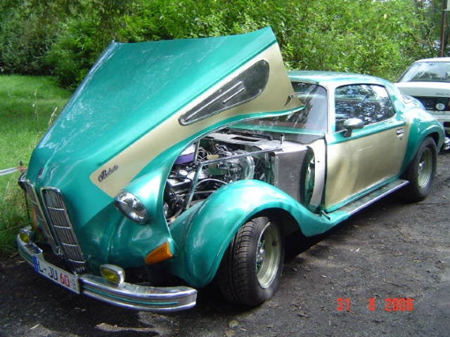 Camaro-Based BMW 327: Too Terrible For Words