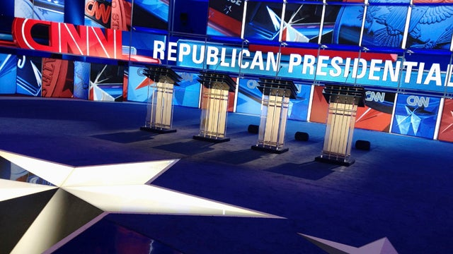 Open Thread: CNN's South Carolina Republican Debate