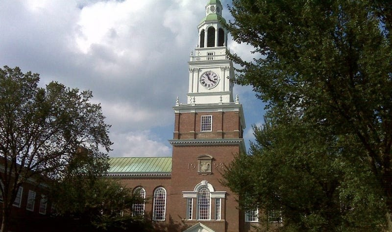 Dartmouth Wants to Make It Clear They're Taking Sexual Assault Seriously