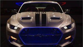 El Mustang más impresionante es una bestia de 725cv y fibra de carbono