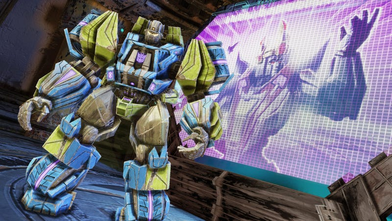 Transformers Bruticus Screens