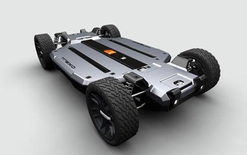 Trexa Electric Car Platform Will Cost Upwards Of $15,999