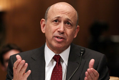 Goldman Sachs: Neighborhood Pariah