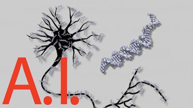 Artificial Intelligence Created Using Human DNA