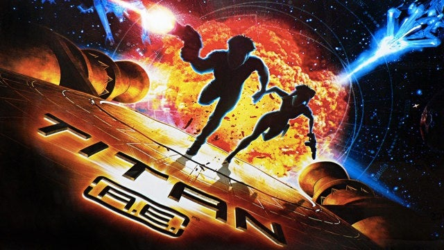 Why Titan A.E. is an Underappreciated Masterpiece