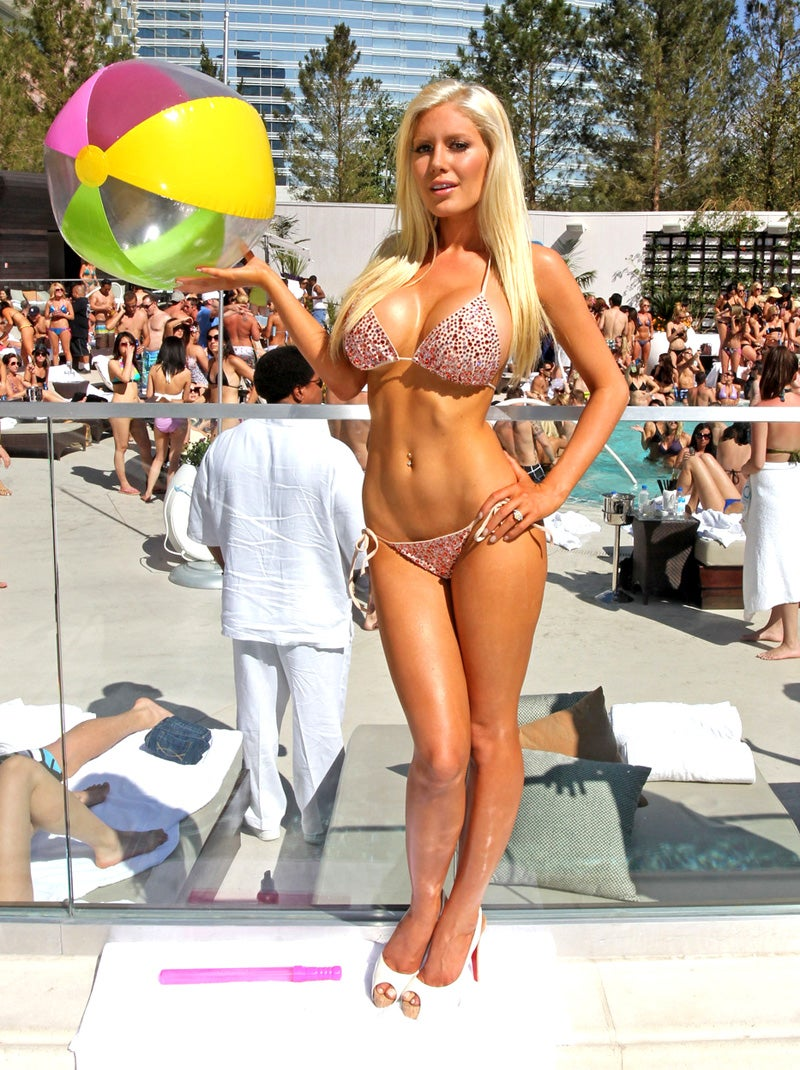 Heidi Montag: Actually a Barbie Doll