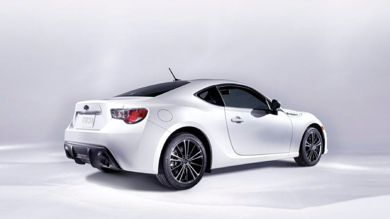 Subaru BRZ: This is it