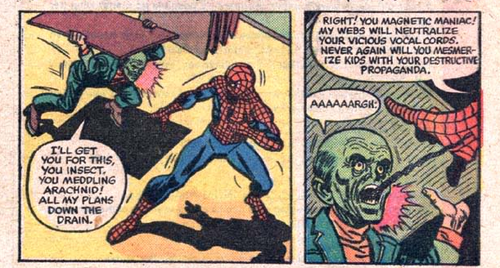 The strangest Spider-Man public service announcements ever