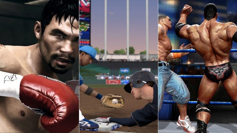 Your Guide to Video Gaming's Sportspocalypse 2011