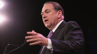 Mike Huckabee: Bitches, Stop Your Motherfucking Swearing