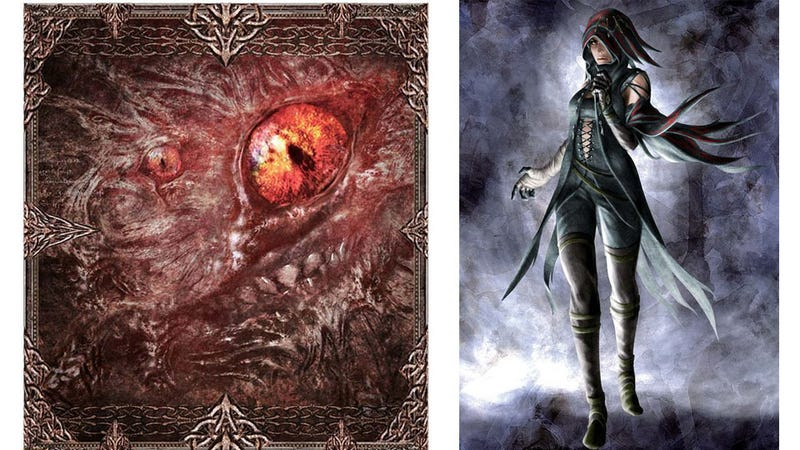 Here Are A Couple Of Companions For Your Journey Into The World Of Soul Sacrifice