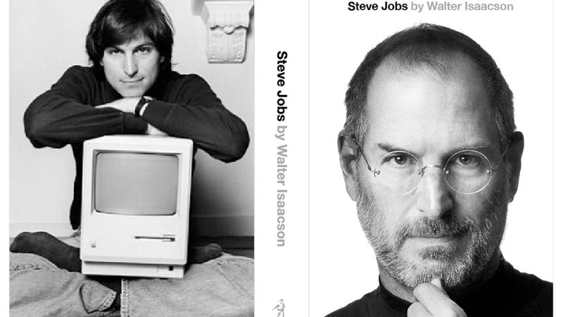 This Is the Official Steve Jobs Biography Cover (and It's a Mistake)