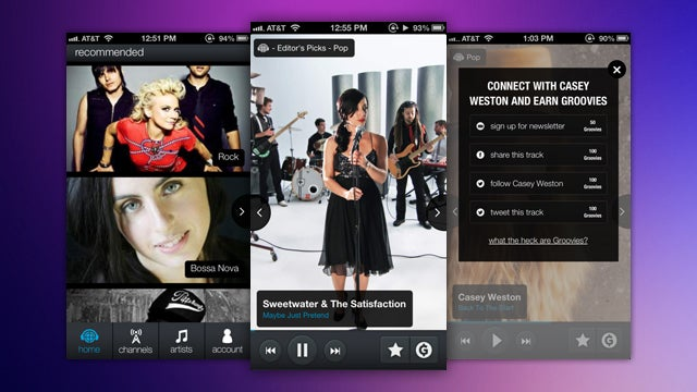 Earbits Brings Fast, Free, and Ad-Free Music Streaming to the iPhone