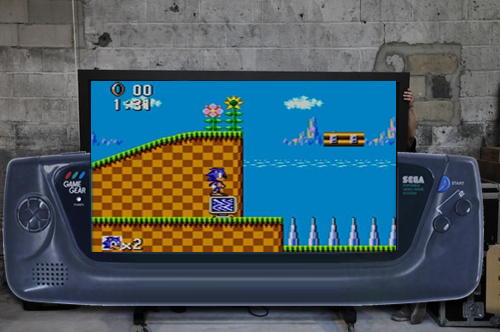 34 Portable Gaming Devices That Aren't So Portable