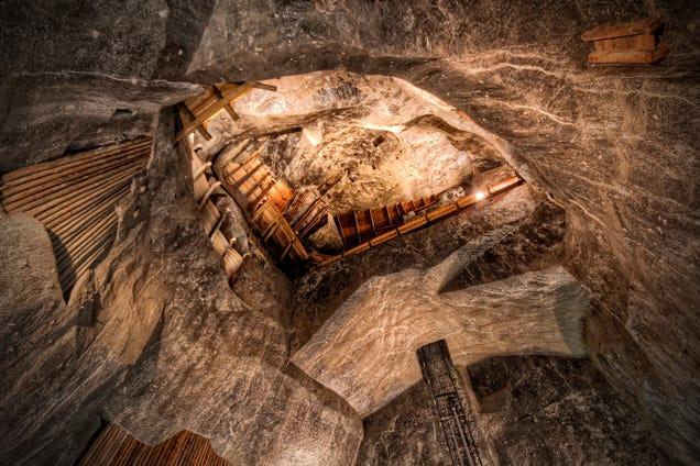 Haz turismo bajo tierra en algunas de las minas mas hermosas del mundo 812612868086307401