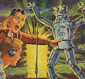 How Isaac Asimov's Non-Deadly Robots Got Lethal