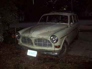 Searching For A Grim Minnesota Murder Movie Car? Simple Plan Volvo Amazon For Sale!