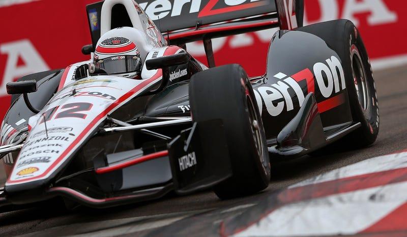 Self-Proclaimed Mayor Of Make Believe Town Wins IndyCar Season Opener