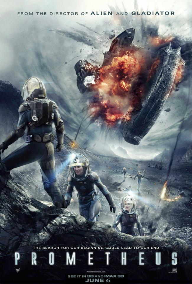 Will Joss Whedon return to direct The Avengers 2? Plus more awesome Prometheus images!