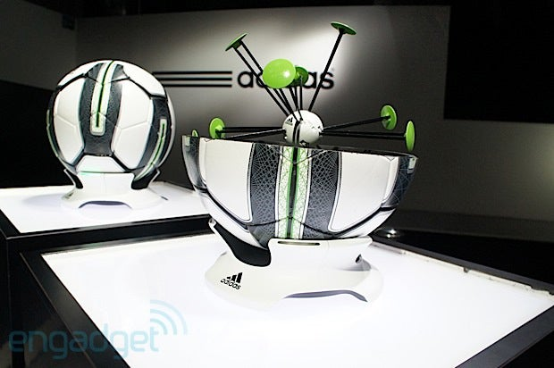 Adidas's New Smart Soccer Ball Tells You Everything About Your Kicks