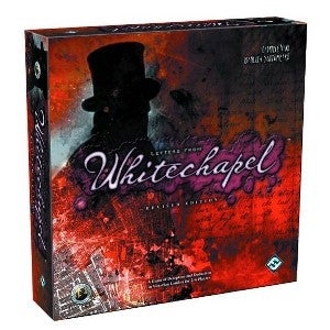 Letters from Whitechapel is a ripping good board game
