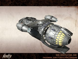 Keep Flyin': An Exclusive First Look at Firefly Online