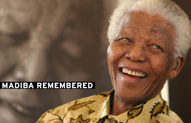 ​World Leaders, Celebrities Pay Tribute to Nelson Mandela