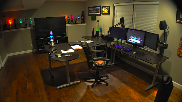 The Lava Lamp Workspace
