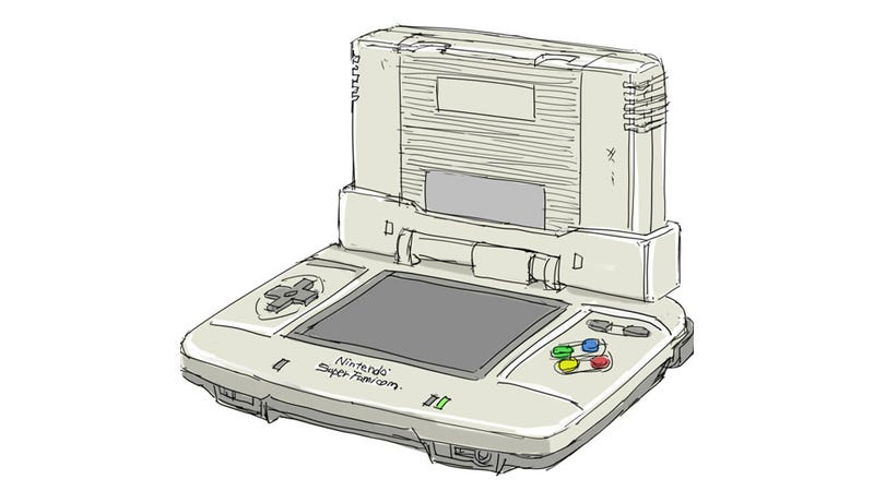 The Perfect Nintendo Handheld Blends The Old With The Older