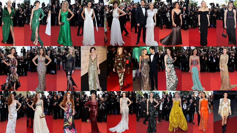 The Good, the Bad and the Incredibly Ugly Fashion at the 2012 Cannes Film Festival
