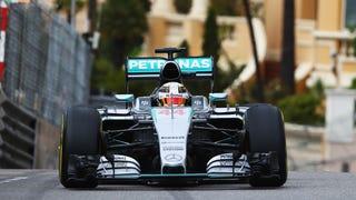 Lewis Hamilton's Po
