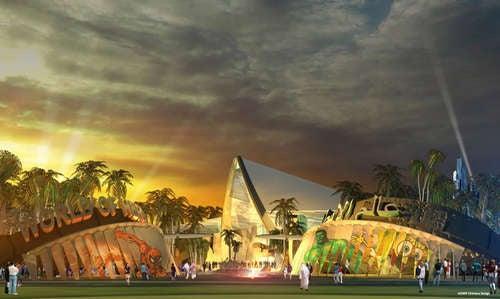 Superheroic Attractions From Marvel's Dubai Theme Park