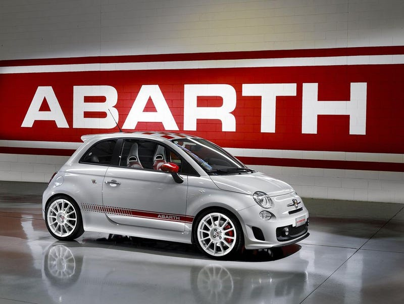What Color Would You Get it In: Fiat 500 Abarth