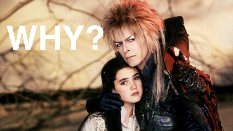 This amazing Labyrinth fan-created backstory just BLEW OUR MINDS